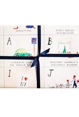 Mr. Boddington's Copy of Mr. Boddington's | Charlotte Roses Wrapping Sheet