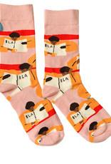 Favorite Book Socks