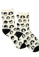 Stay Forever | Happy People Socks