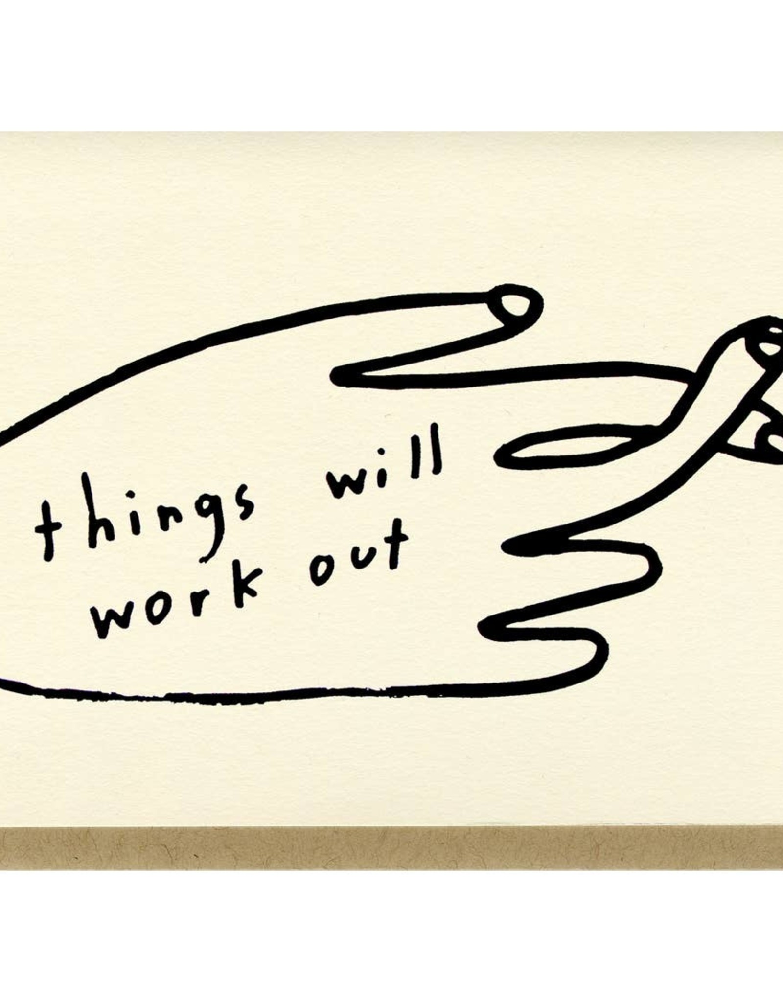 People I've Loved People I've Loved | Things Will Work Out Card