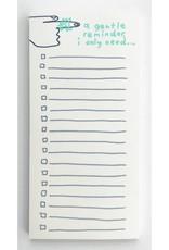 People I've Loved People I've Loved   Gentle Reminder Notepad