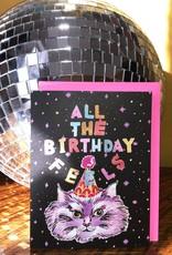 Ash + Chess Ash + Chess | Birthday Feels Card