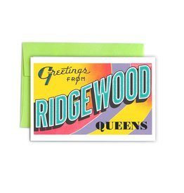 Next Chapter Studio Greetings from Ridgewood (6 Boxed)