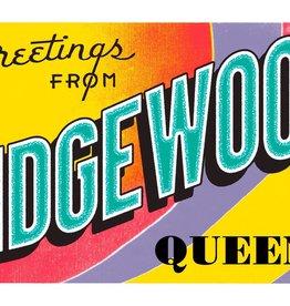 Next Chapter Studio Greetings from Ridgewood 8x10 Print