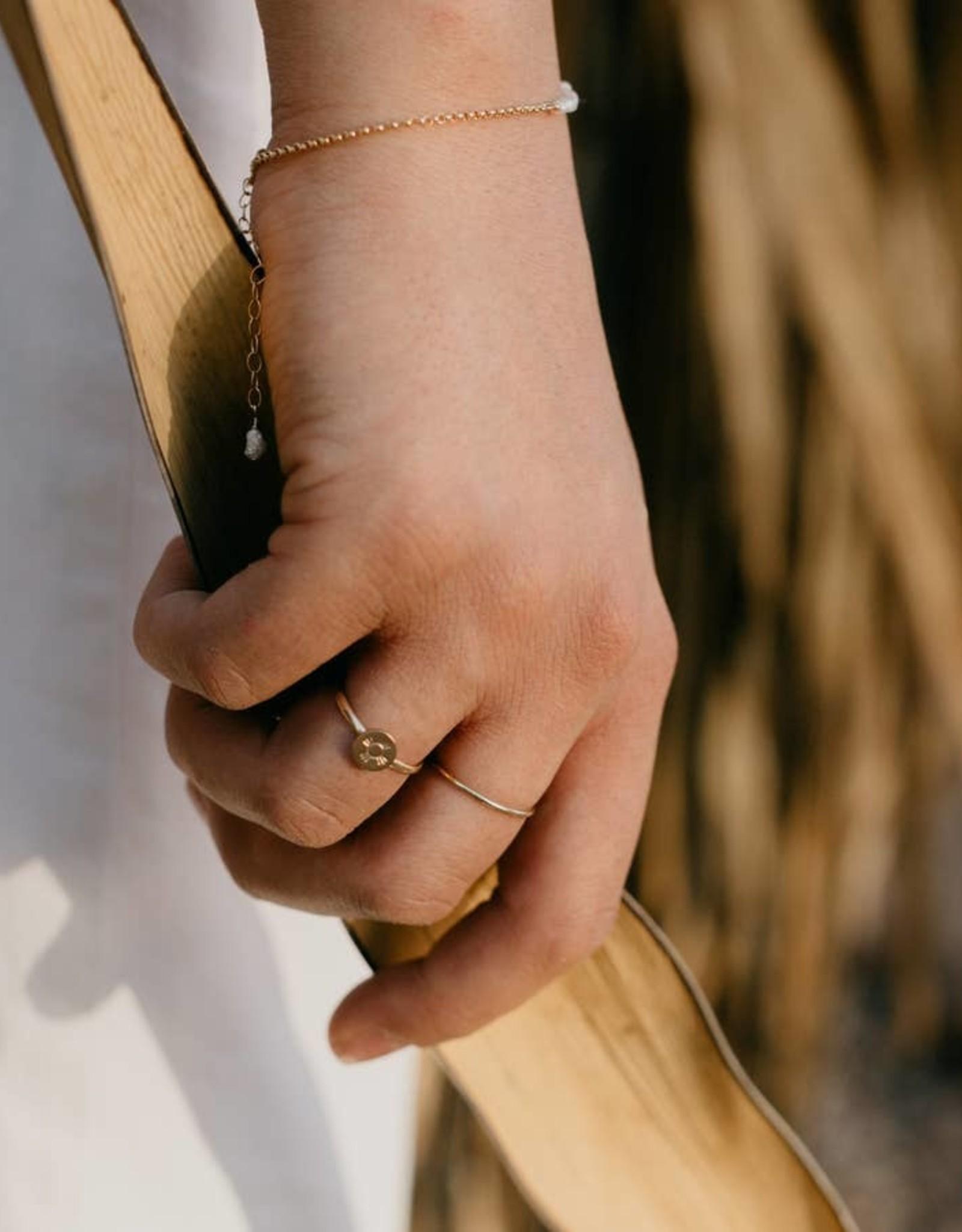 Tumble Tumble |  Pearl Bracelet
