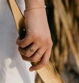 Tumble Pearl Bracelet