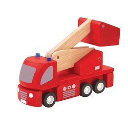 Plan Toys Plan Toys | Fire Engine