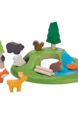 Plan Toys Plan Toys | Animal Set