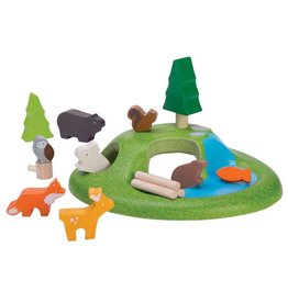 Plan Toys Plan Toys | Animal Set