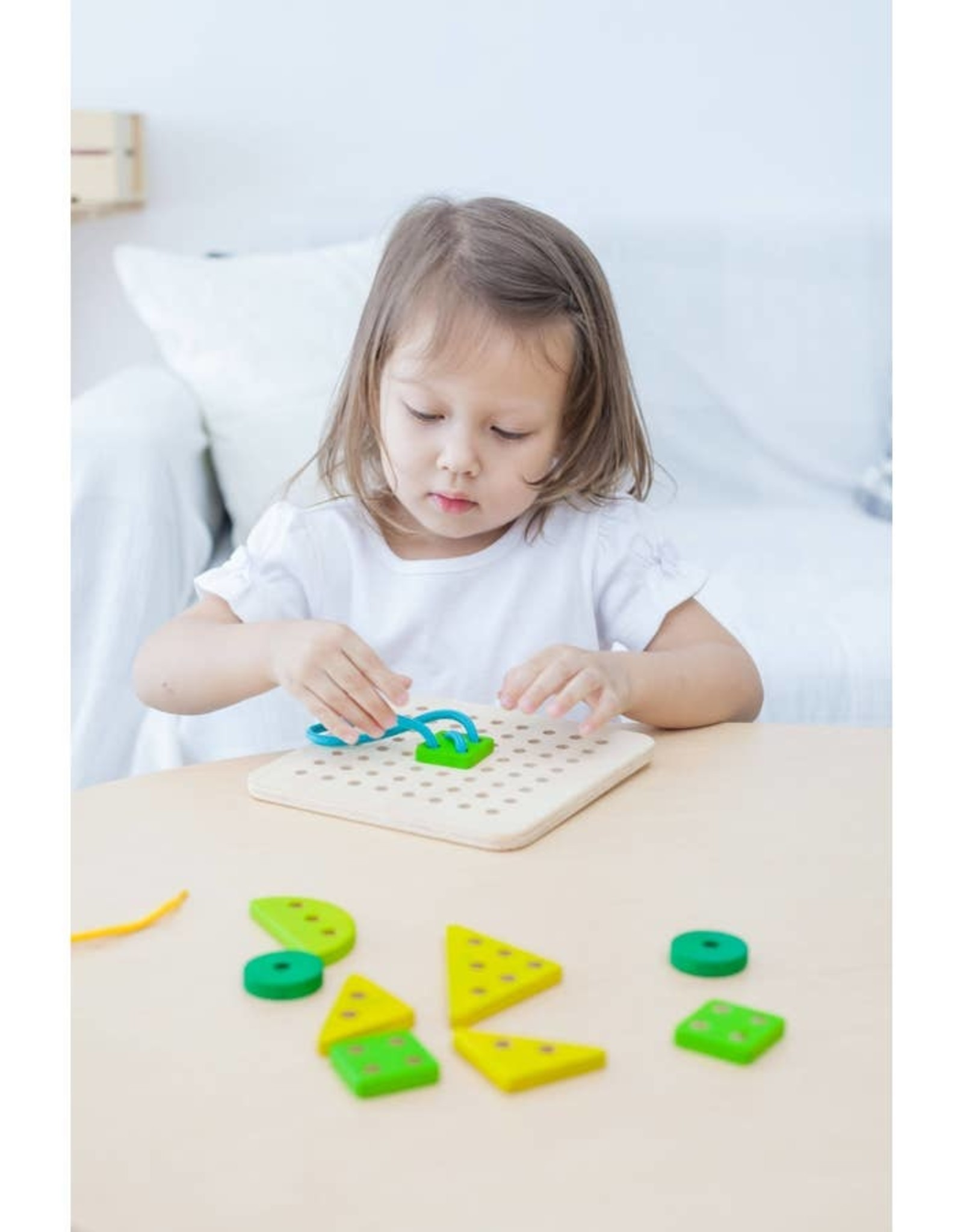 Plan Toys Plan Toys   Lacing Board