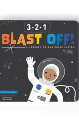 Lucy Darling Lucy Darling   3-2-1 Blast Off! Book