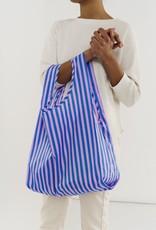 Baggu Baggu | Standard - Pink and Blue Stripe