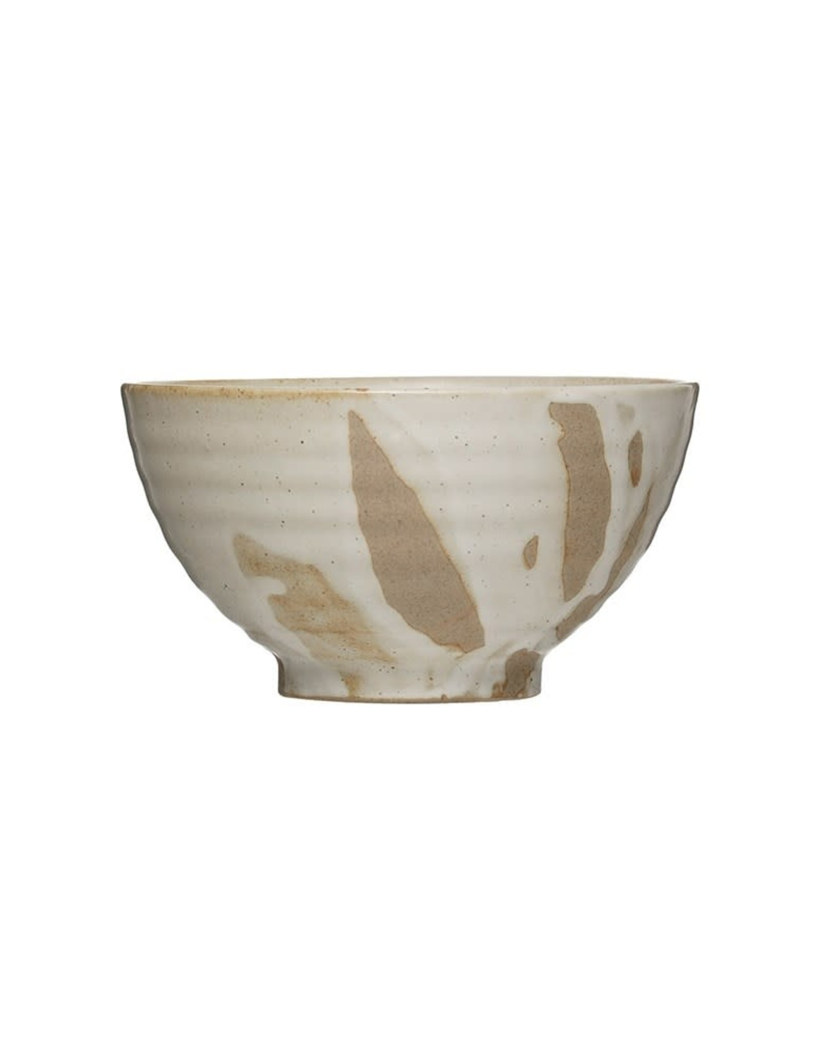Ceramic Drip Glaze Bowl