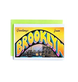 Next Chapter Studio Greetings from Brooklyn (6 Boxed)