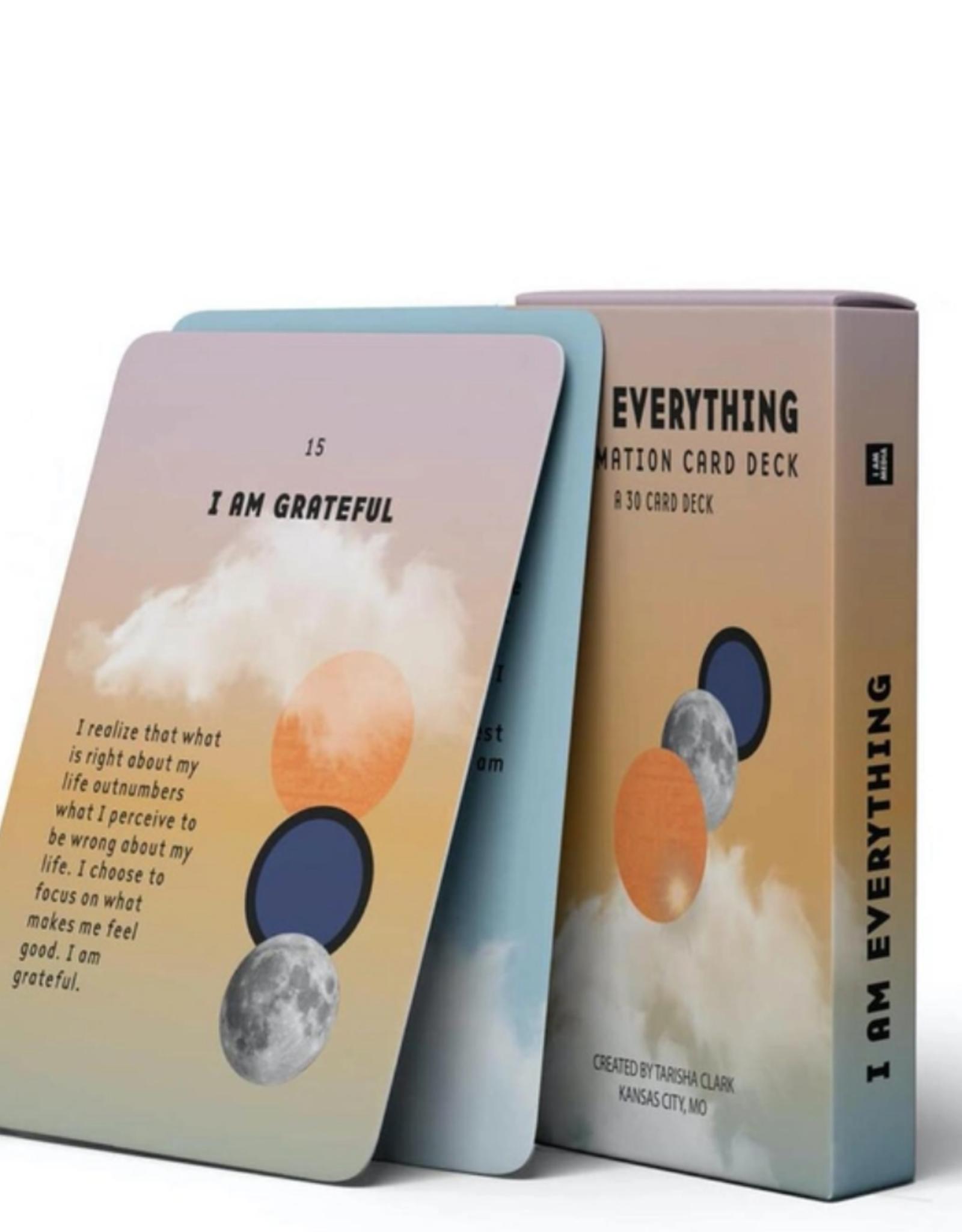 I Am & Co I Am Everything Affirmation Card Deck
