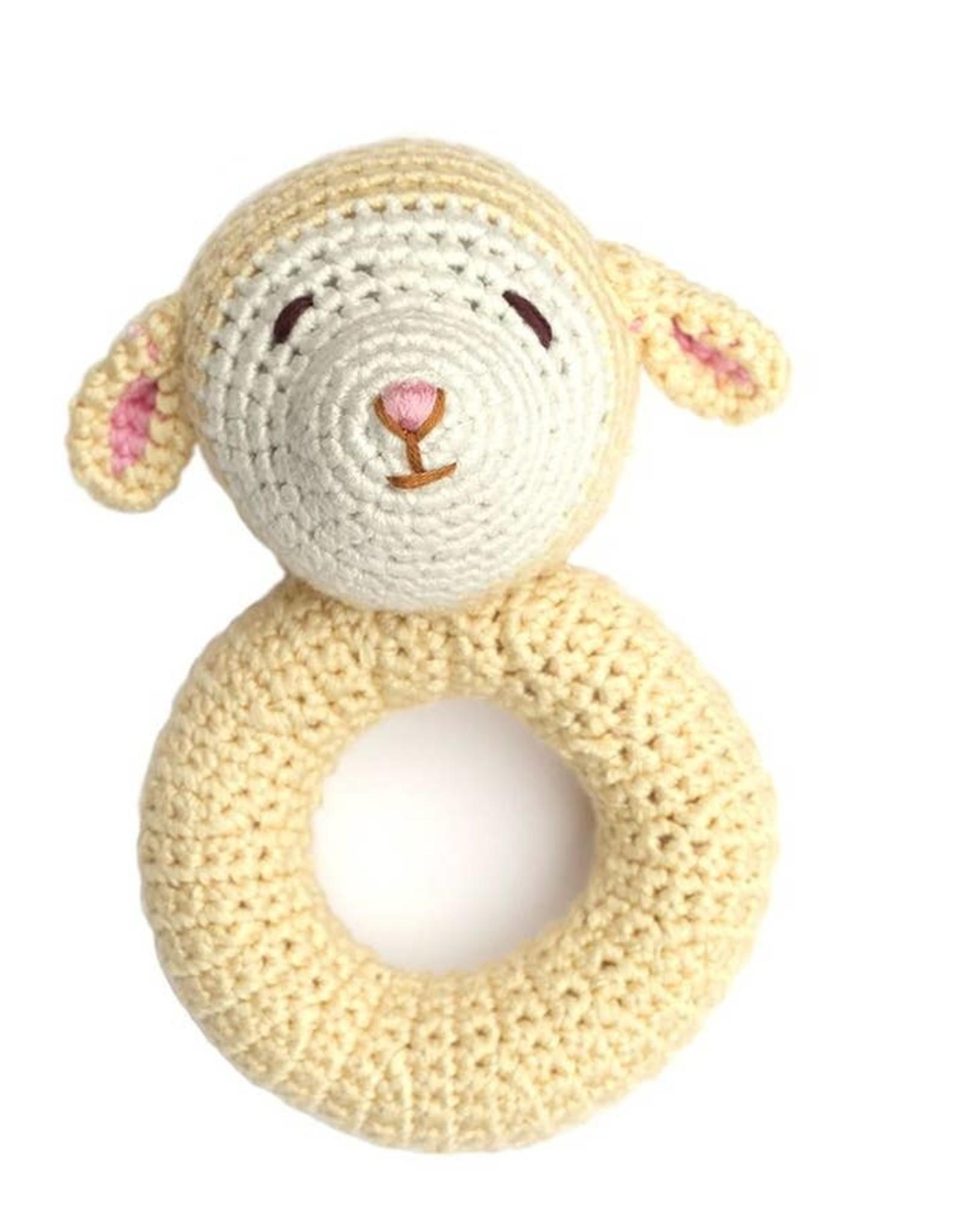 Cheengoo Cheengoo Organic Crochet Rattles