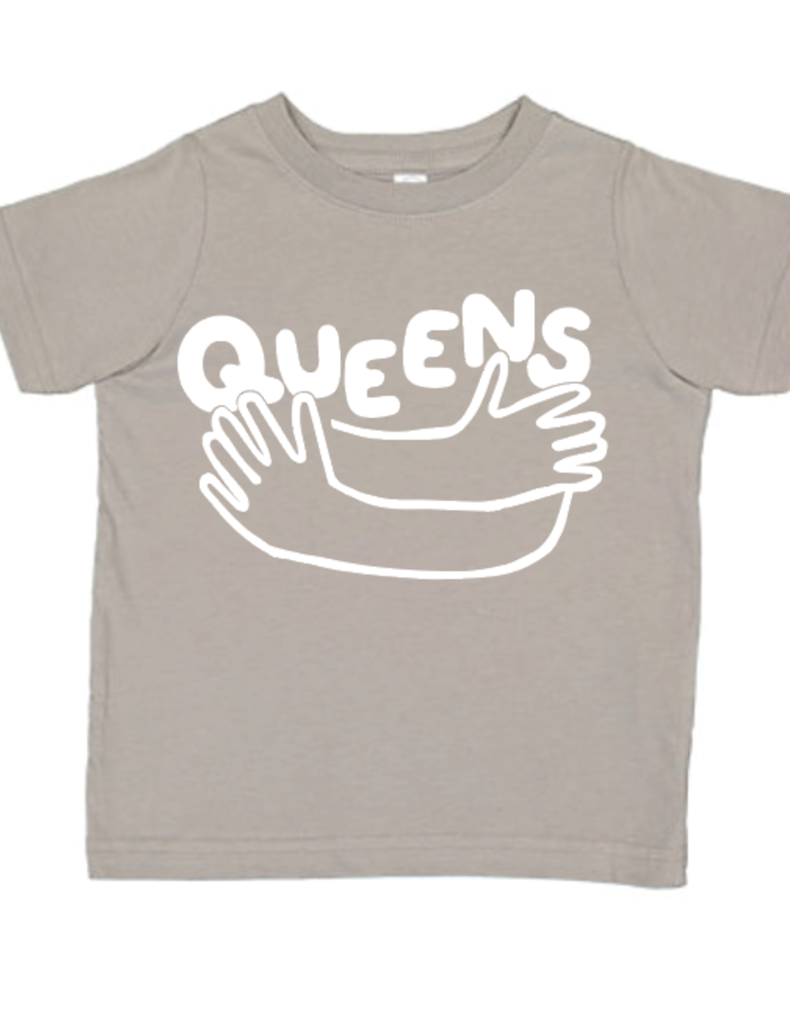 Stay Forever Stay Forever | Queens Hug Kids T-shirt