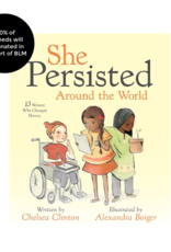 Penguin Random House She Persisted Around the World