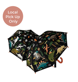Floss and Rock Dinosaur Umbrella