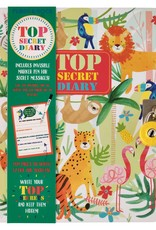 Floss and Rock Floss and Rock | Jungle  Secret Lockable Diary