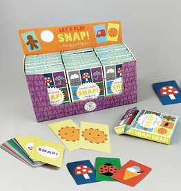 Floss and Rock Snap Card Game