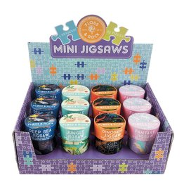 Floss and Rock Mini Jigsaw Puzzle