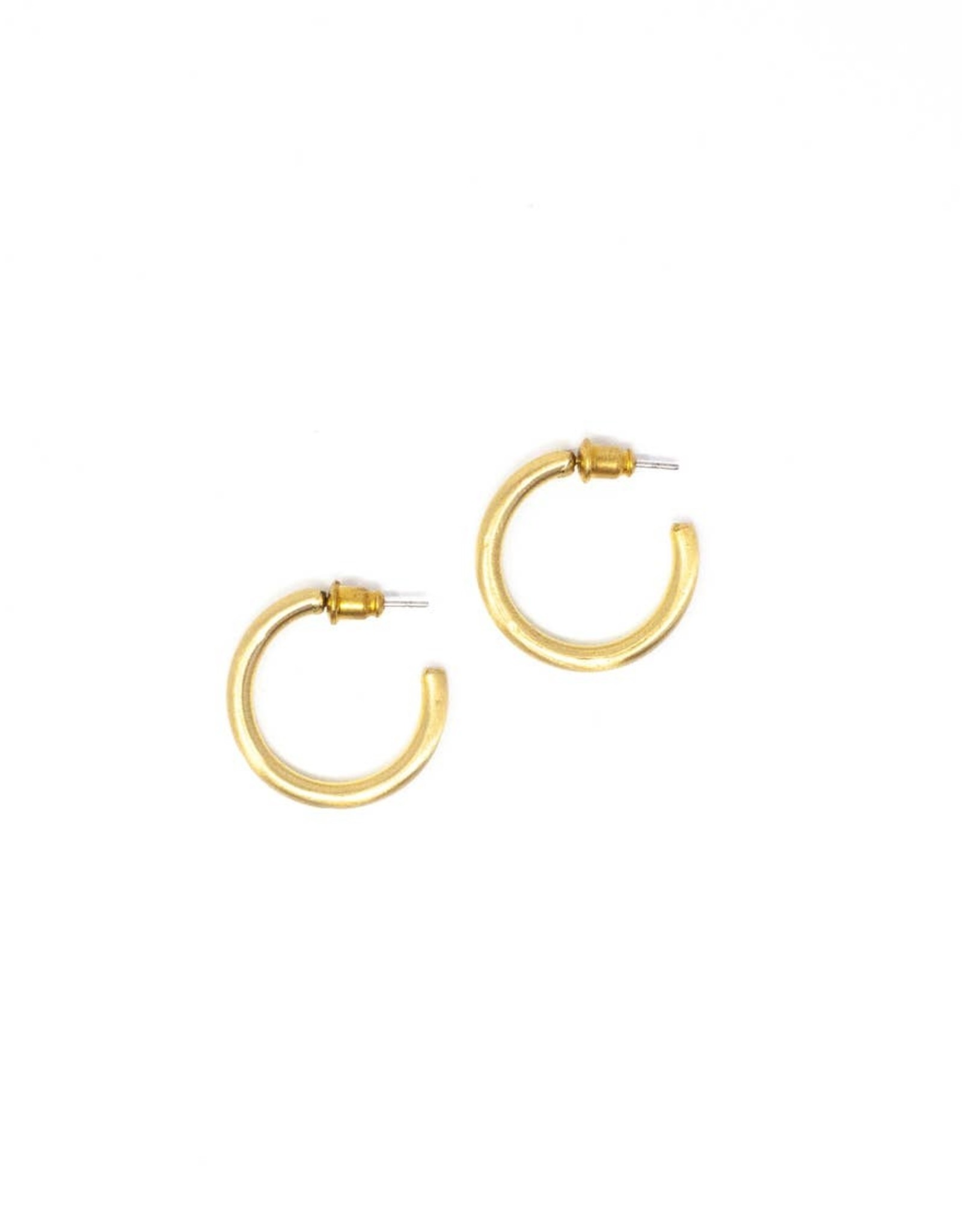 Rover & Kin Essential Gold Hoops