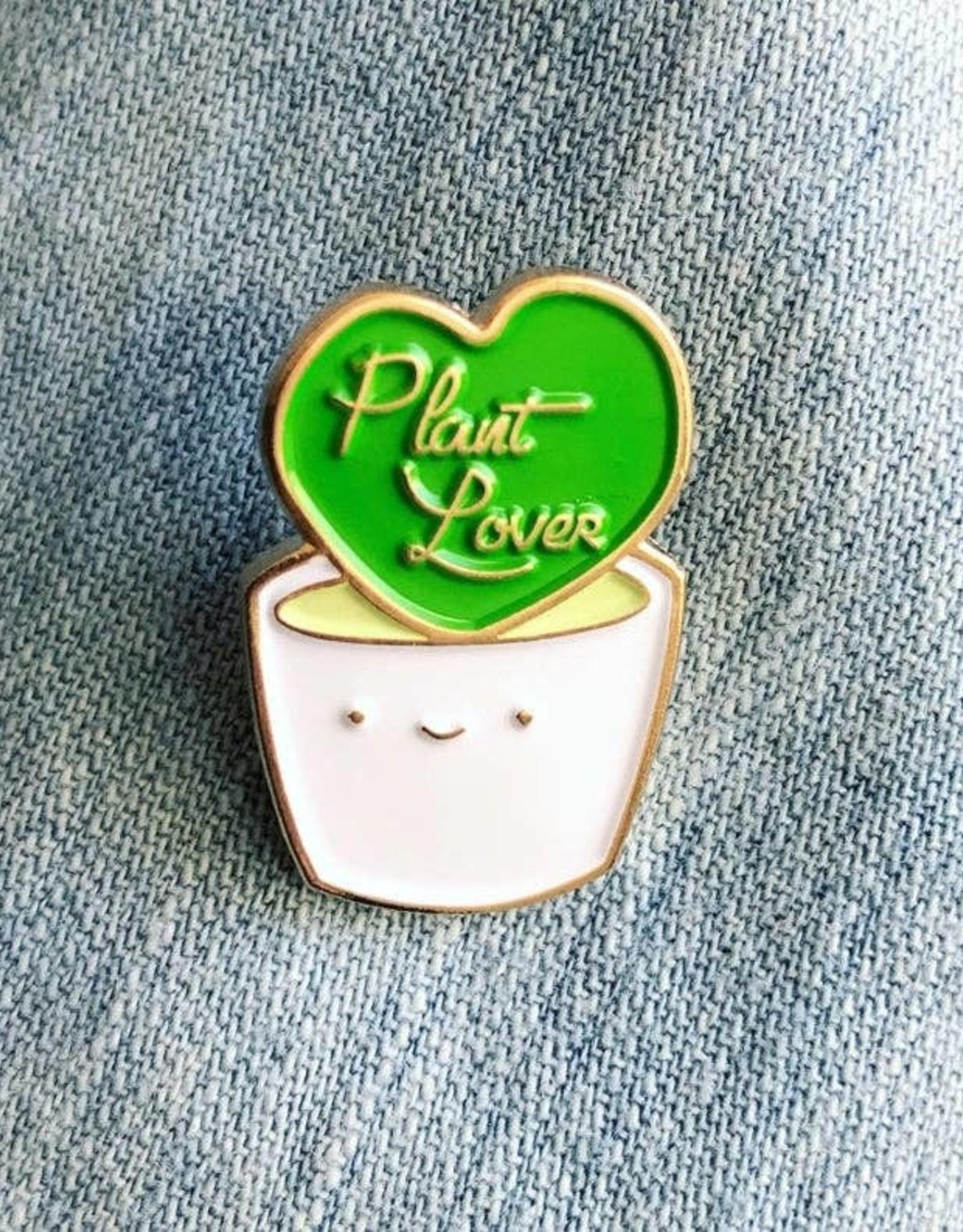 ilootpaperie ilootpaperie | Plant Lover Enamel Pin