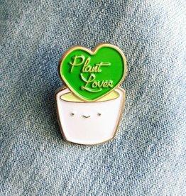 ilootpaperie Plant Lover Enamel Pin