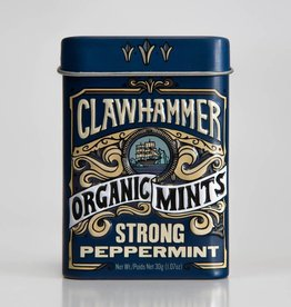 Big Sky Brands Clawhammer Certified Organic Mints - Strong Peppermint