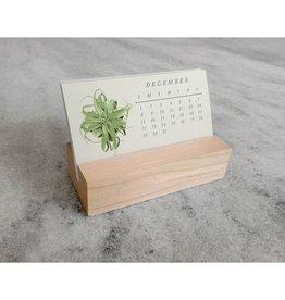 Favorite Story 2021 Tillandsia Mini Desk Calendar