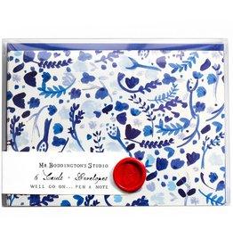 Mr. Boddington's Hydrangea Garden Box of 6 Notecards