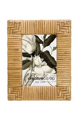 Rattan Picture Frame 4x6