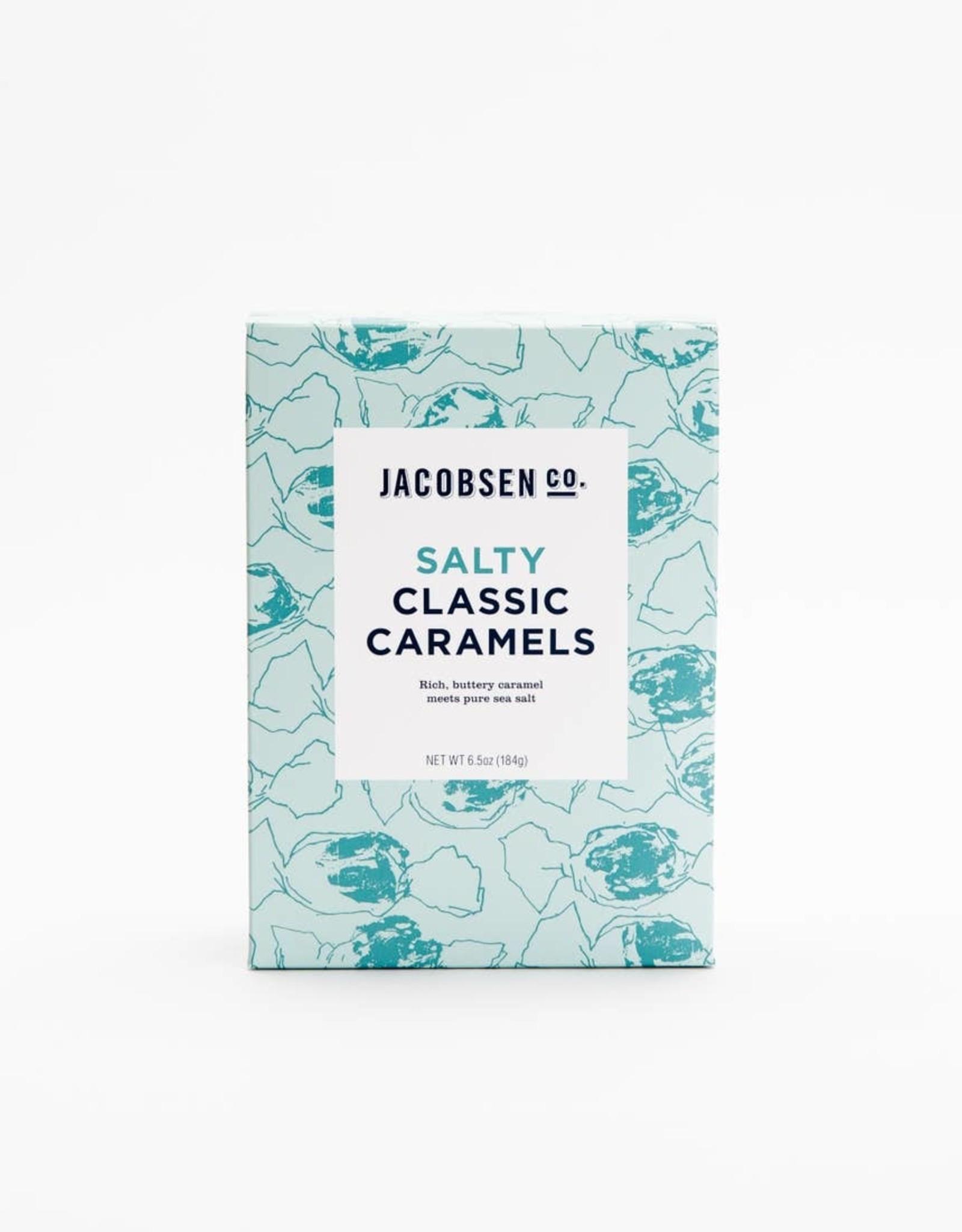 Jacobsen Salt Co Jacobsen Salt Co |  Salty Classic Caramels