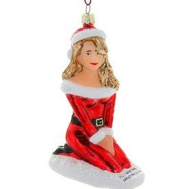 Cody Foster Mariah Carey Ornament