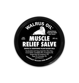 Walrus Oil Muscle Relief Salve
