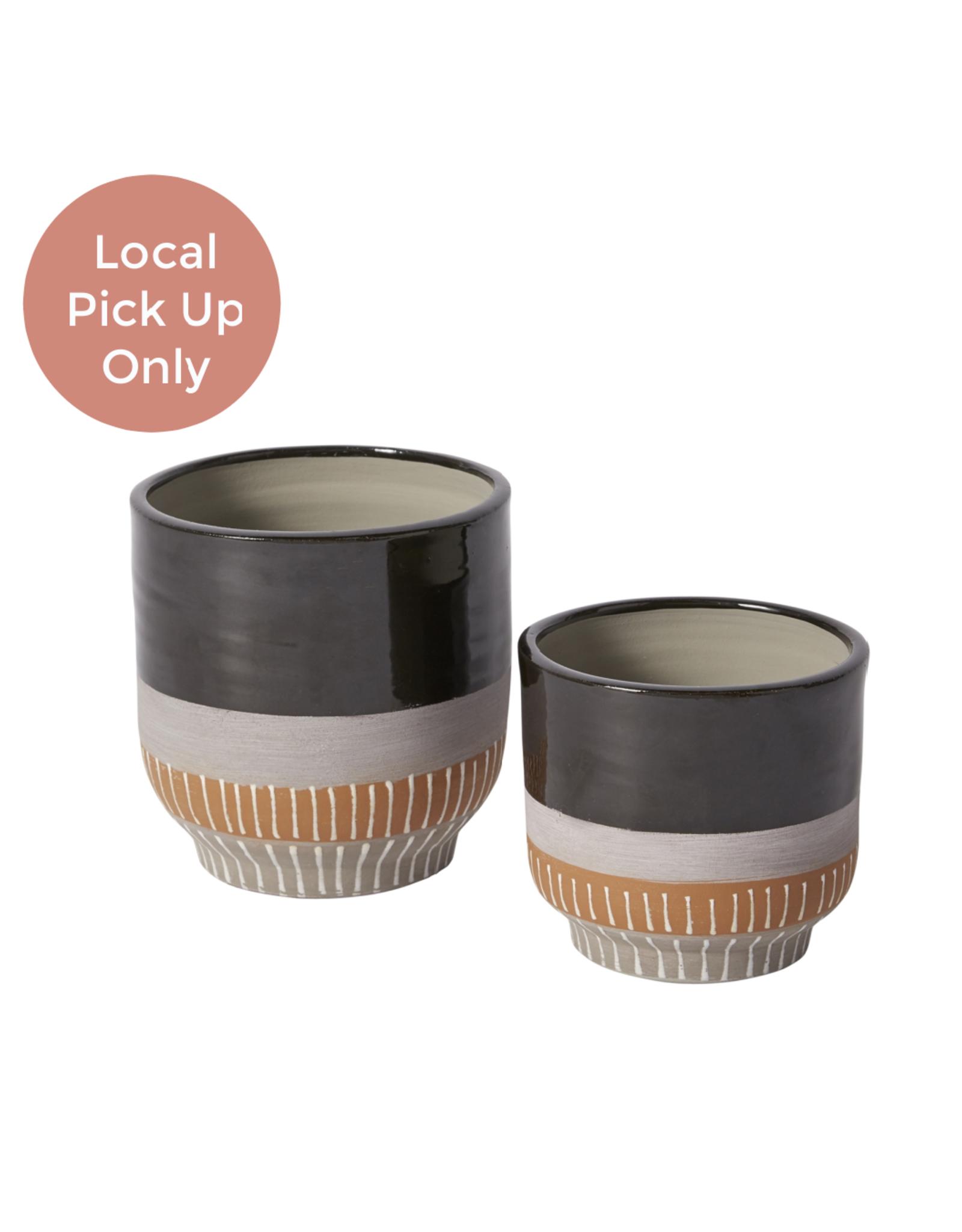 """Ticki Pot (5.75""""-6.75"""")"""