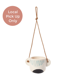 "Mahalo Hanging Pot (6.25"")"