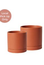 Romey Pot Terracotta