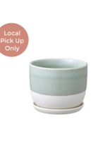 "Kinto 6"" Plant Pot 193 Blue Gray"
