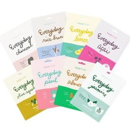 Facetory Everyday Sheet Masks