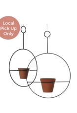 """4.25-6.25"""" Plantie Hanging Pot"""