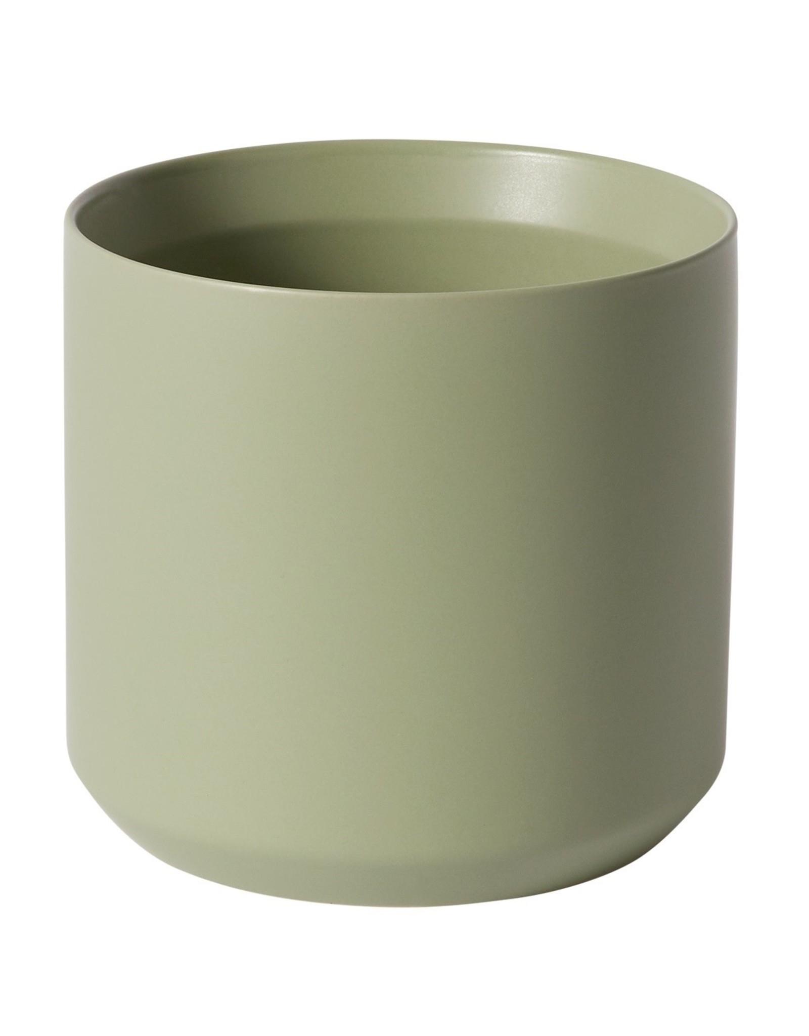 """4""""-10.75"""" Kendall Pot Green"""