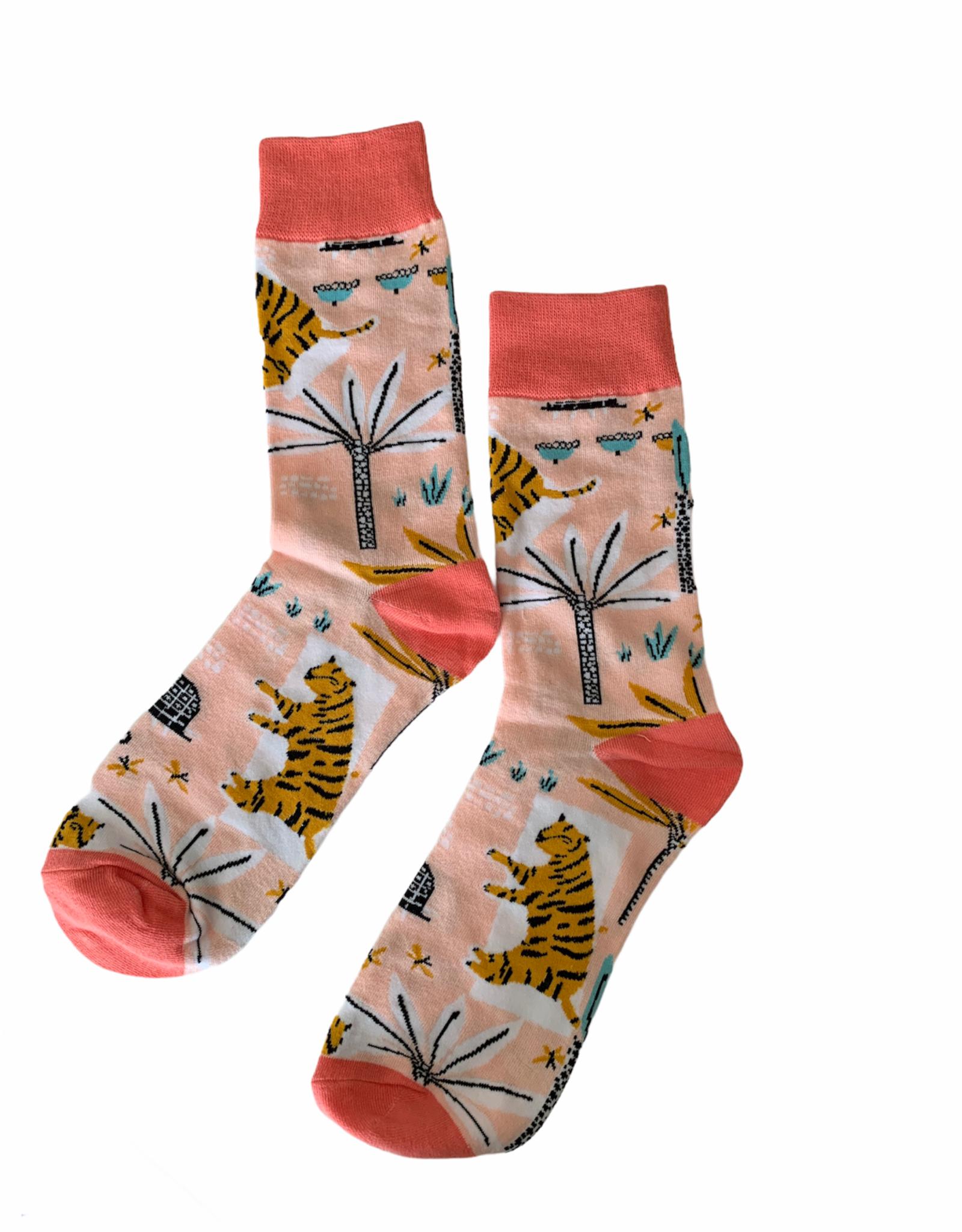 Cat Nap Socks