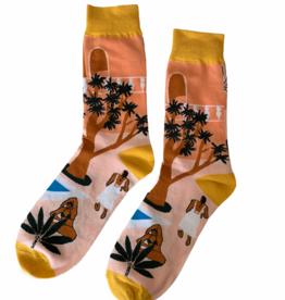 Bathing Beauties Socks
