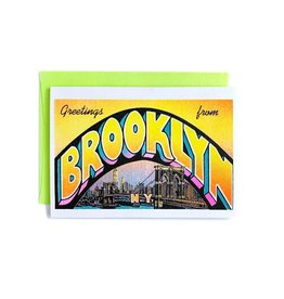 Next Chapter Studio Next Chapter Studios | Greetings from Brooklyn 10x8 Print