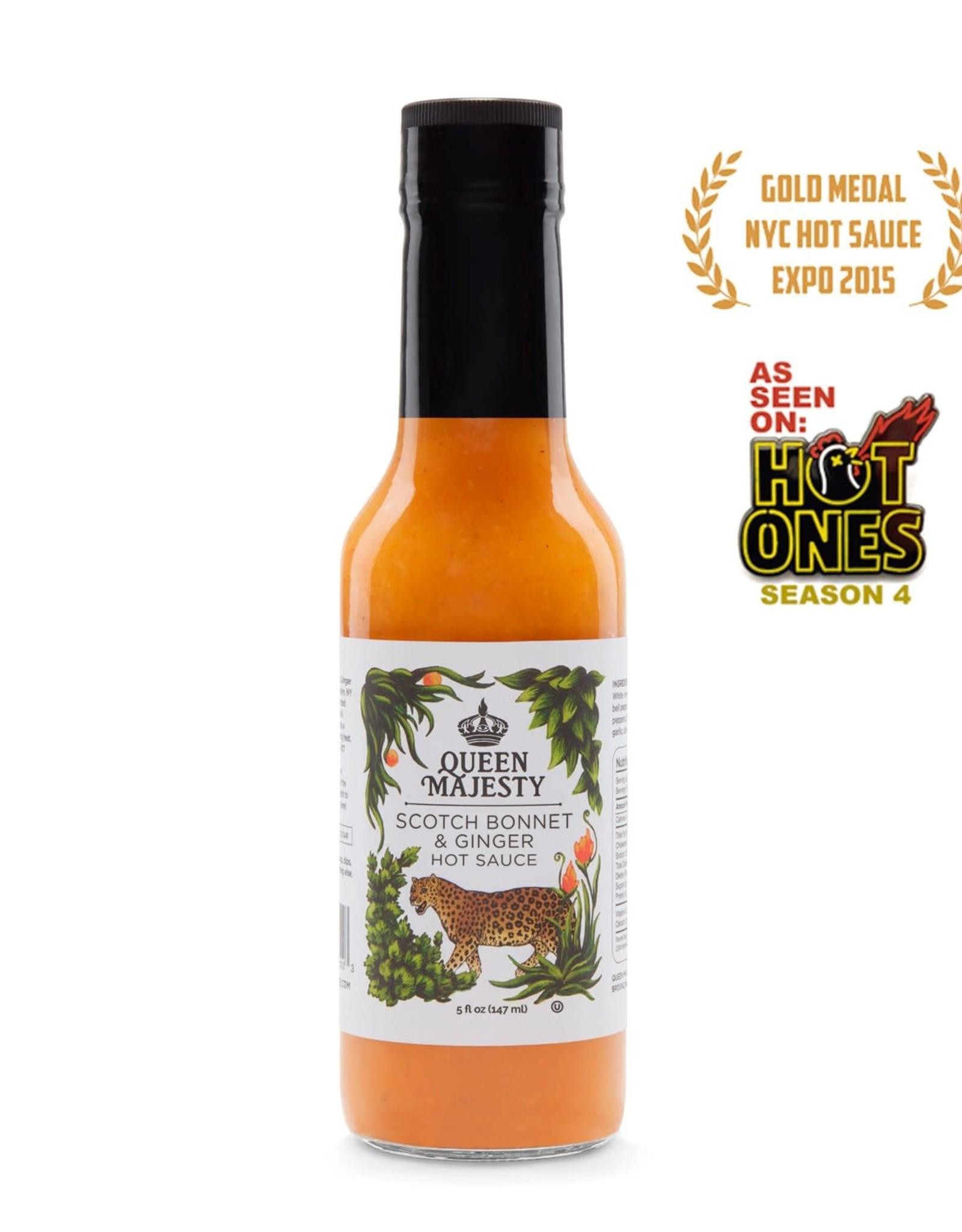 Queen's Majesty Queen's Majesty | Hot Sauce 5oz.