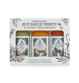 Queen's Majesty Queen's Majesty | Hot Sauce Trinity