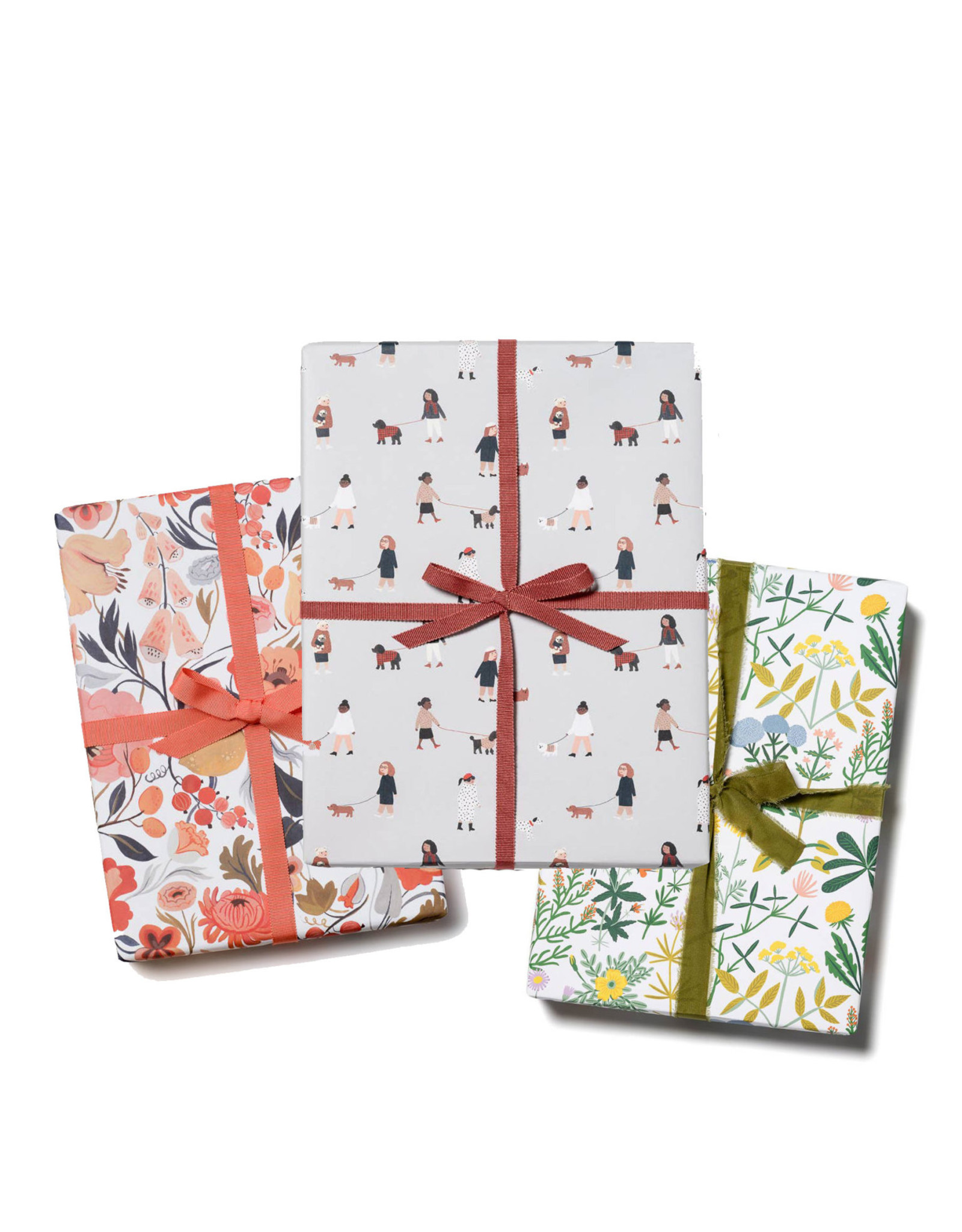 Red Cap Add On Gift Wrap