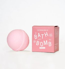 Old Whaling Company Old Whaling Bath Bomb Magnolia